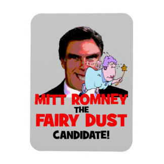 fairy dust Romney Rectangular Photo Magnet