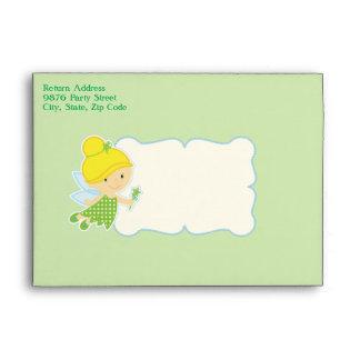 Fairy Envelope Style: A7 Greeting Card