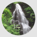 Fairy Falls Classic Round Sticker