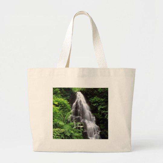 Fairy Falls Large Tote Bag