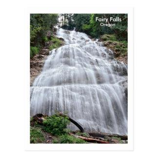 Fairy Falls, Oregon Postcards
