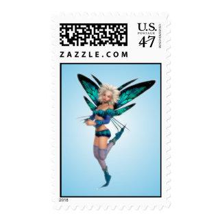 Fairy Fancy Postage