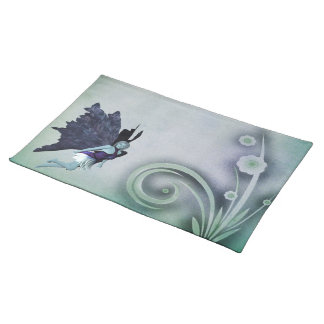 Fairy fantasy cloth placemat