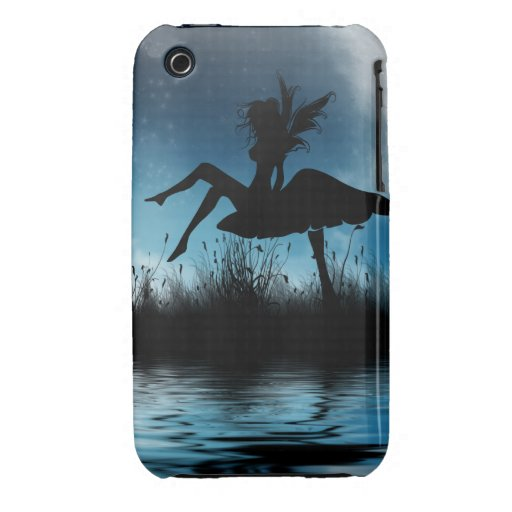 Fairy Fantasy iPhone 3G Case-Mate Barely There iPhone 3 Case-Mate Case