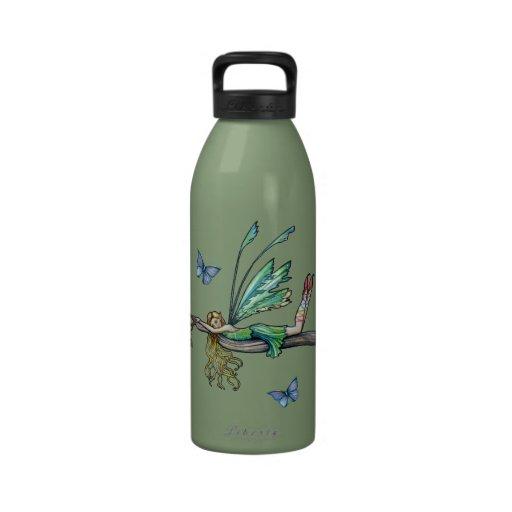 Fairy Fantasy Water Bottle