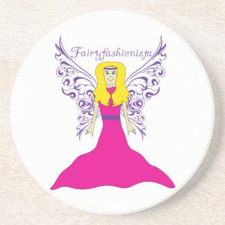 Fairy Fashionista Coaster