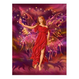 Fairy Flame Postcard