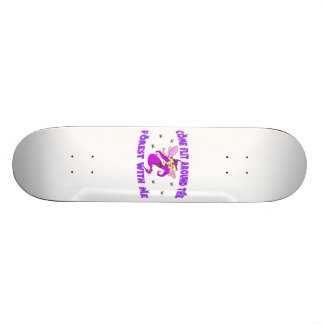 Fairy Flit Around The Forest Skate Board