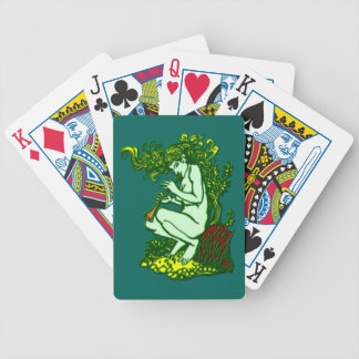 fairy flood more player bicycle playing cards
