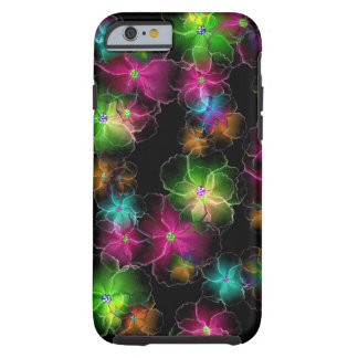 Fairy Florets iPhone6 case by Valxart Tough iPhone 6 Case