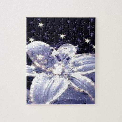 fairy-flower jigsaw puzzles