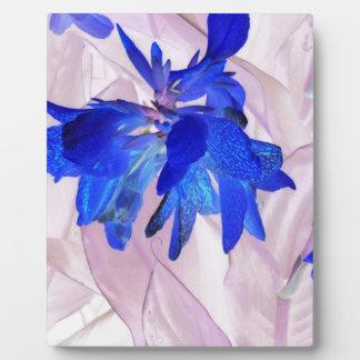 Fairy flowers plaque