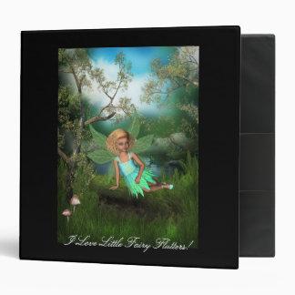 Fairy Flutters Avery Binder