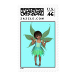 Fairy Flutters Postage Stamp