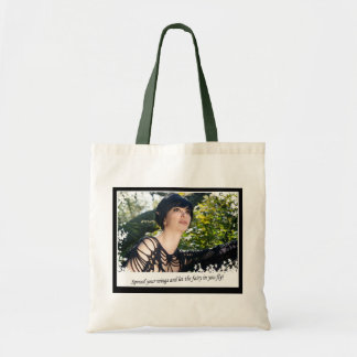 fairy Fly Tote Bags