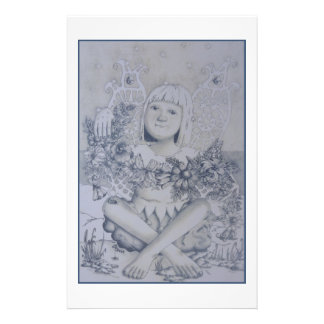 Fairy. Flyer Design