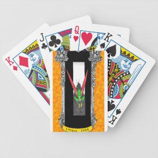 Fairy Folk Playing Cards