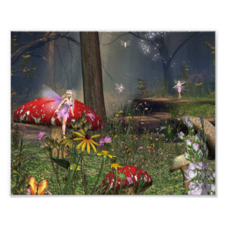 Fairy Forest 10x8 print Photograph