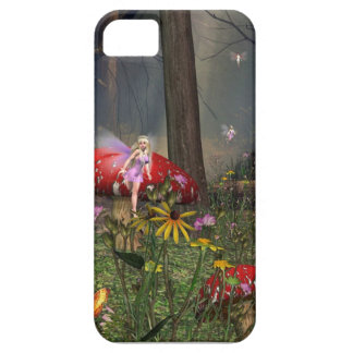 Fairy forest iPhone 5 Case