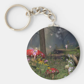 Fairy Forest Keychain