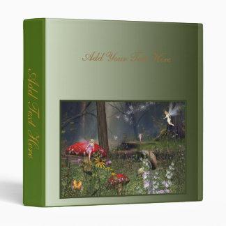 Fairy Forest Night Binder 2
