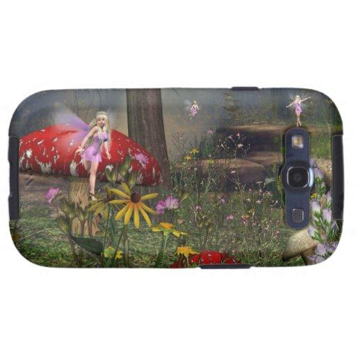 Fairy forest Samsung Galaxy S III Samsung Galaxy SIII Covers