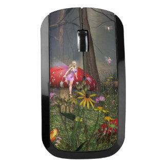 Fairy forest wireless mouse