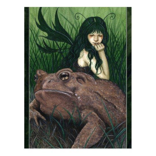 Fairy Friend Postcard