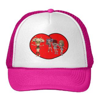 Fairy Friends Truckers Cap Trucker Hat