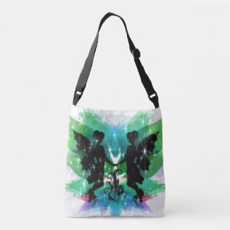 Fairy Frolic Crossbody Bag