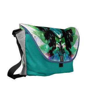 Fairy Frolic Messenger Bag