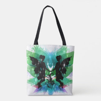 Fairy Frolic Tote Bag