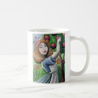 Fairy Fruits Coffee Mug