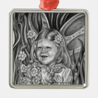 Fairy Fun Premium Ornament