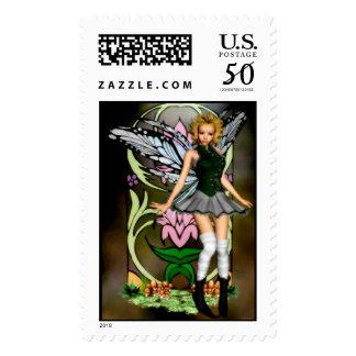 Fairy Fun Stamp