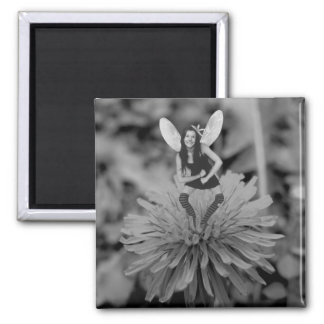 Fairy Funny Magnet