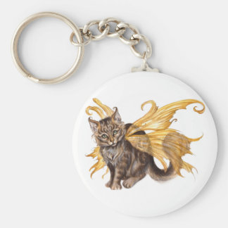 Fairy Fuzzy Keychain