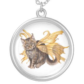 Fairy Fuzzy Necklace