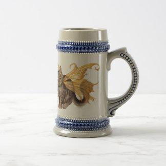 Fairy Fuzzy Stein Mug
