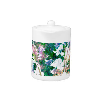 Fairy Garden Teapot