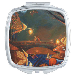 Fairy Gathering - Compact Mirror