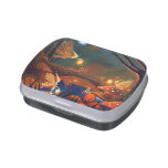 Fairy Gathering Jelly Tins Jelly Belly Tins