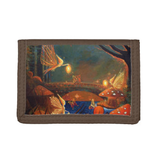 Fairy Gathering Wallet