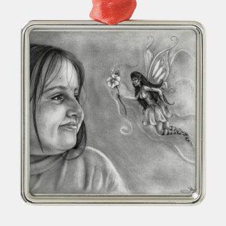 Fairy Gift Premium Ornament