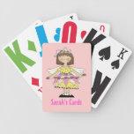 Fairy Girl Custom Playing Cards