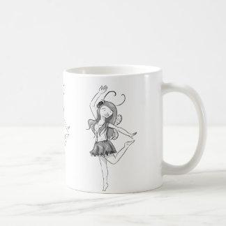 Fairy girl mug