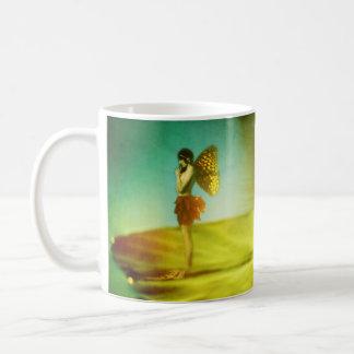 Fairy Girl on Lilypad Coffee Mug