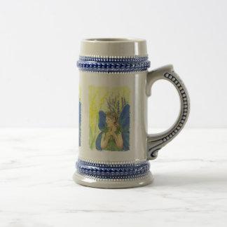 Fairy Girl Stein Coffee Mug