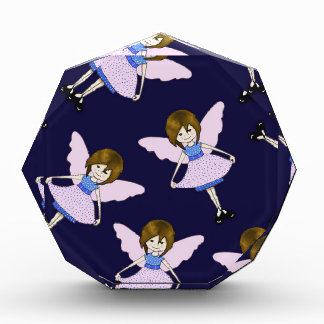 Fairy Girl with Wings, Random Pattern, Art Award