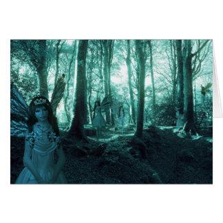 Fairy Glade Card